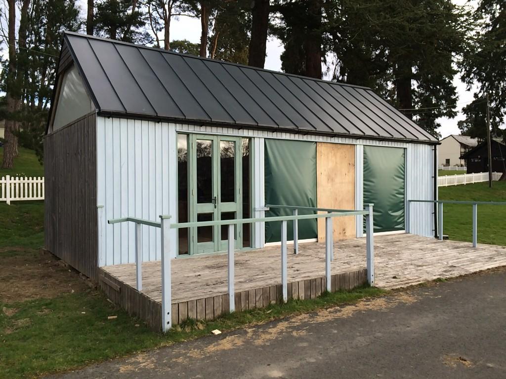 Coed Cymru - Royal Welsh Pavilion